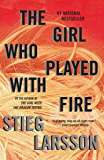 The Girl Who Played with Fire (Millennium Series Book 2) (English Edition)