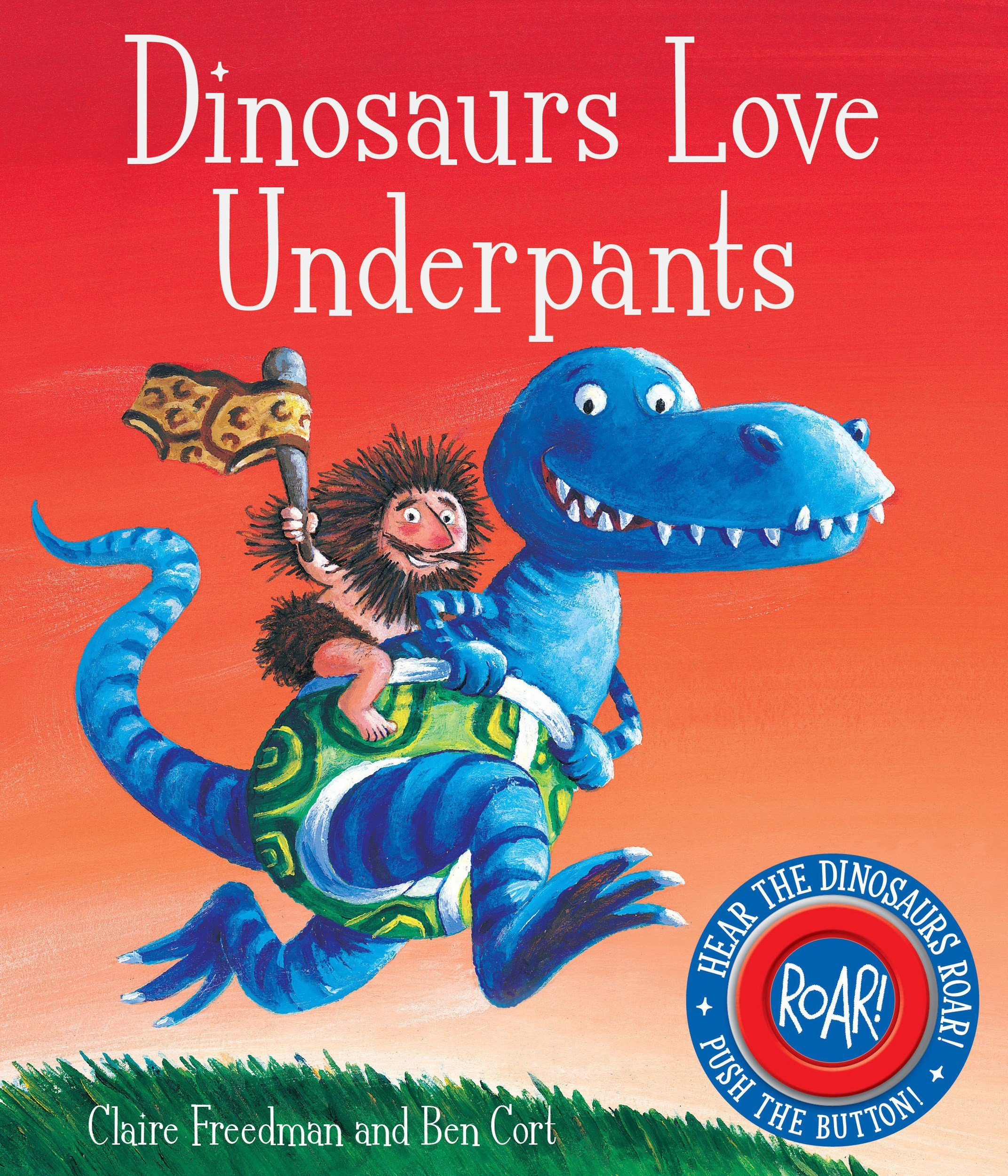 Dinosaurs Love Underpants Books product image