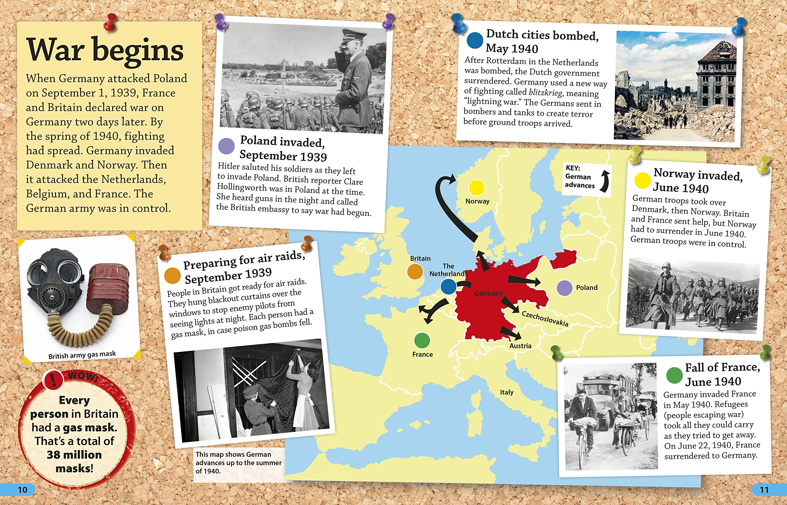 DK findout! World War II by DK Children (Image #3)