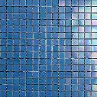 Mosaico de Vidrio en Malla DEC-74291AXT005, Azul, 4
