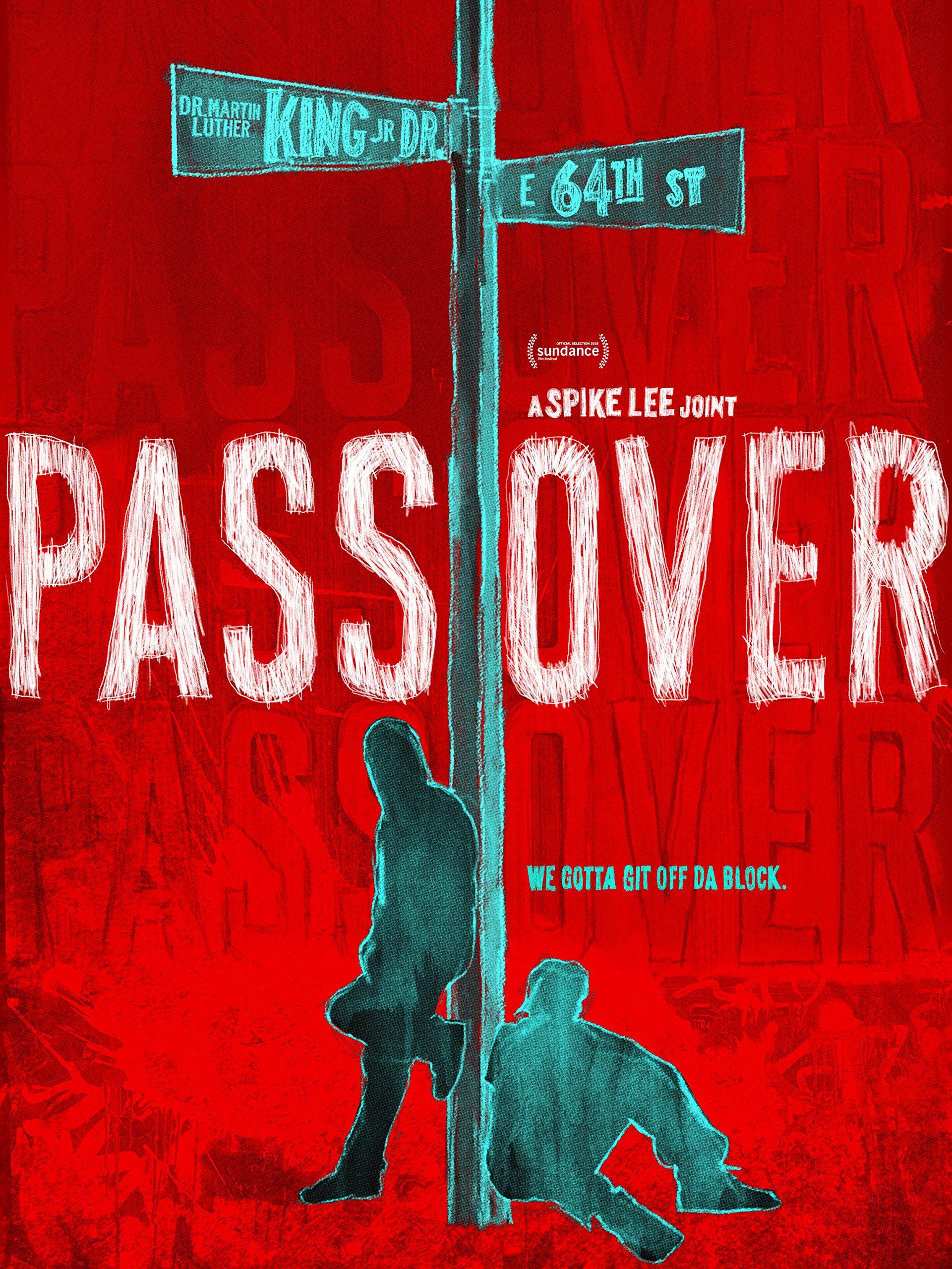 Amazon com: Pass Over: Jon Michael Hill, Julian Parker, Ryan