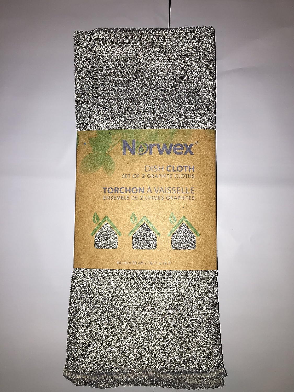 品質が完璧 Norwex Graphite Netted Dish Cloth Norwex – のセット2つ – In Graphite – B0777B5DZL, コヤダイラソン:8f9257b4 --- a0267596.xsph.ru