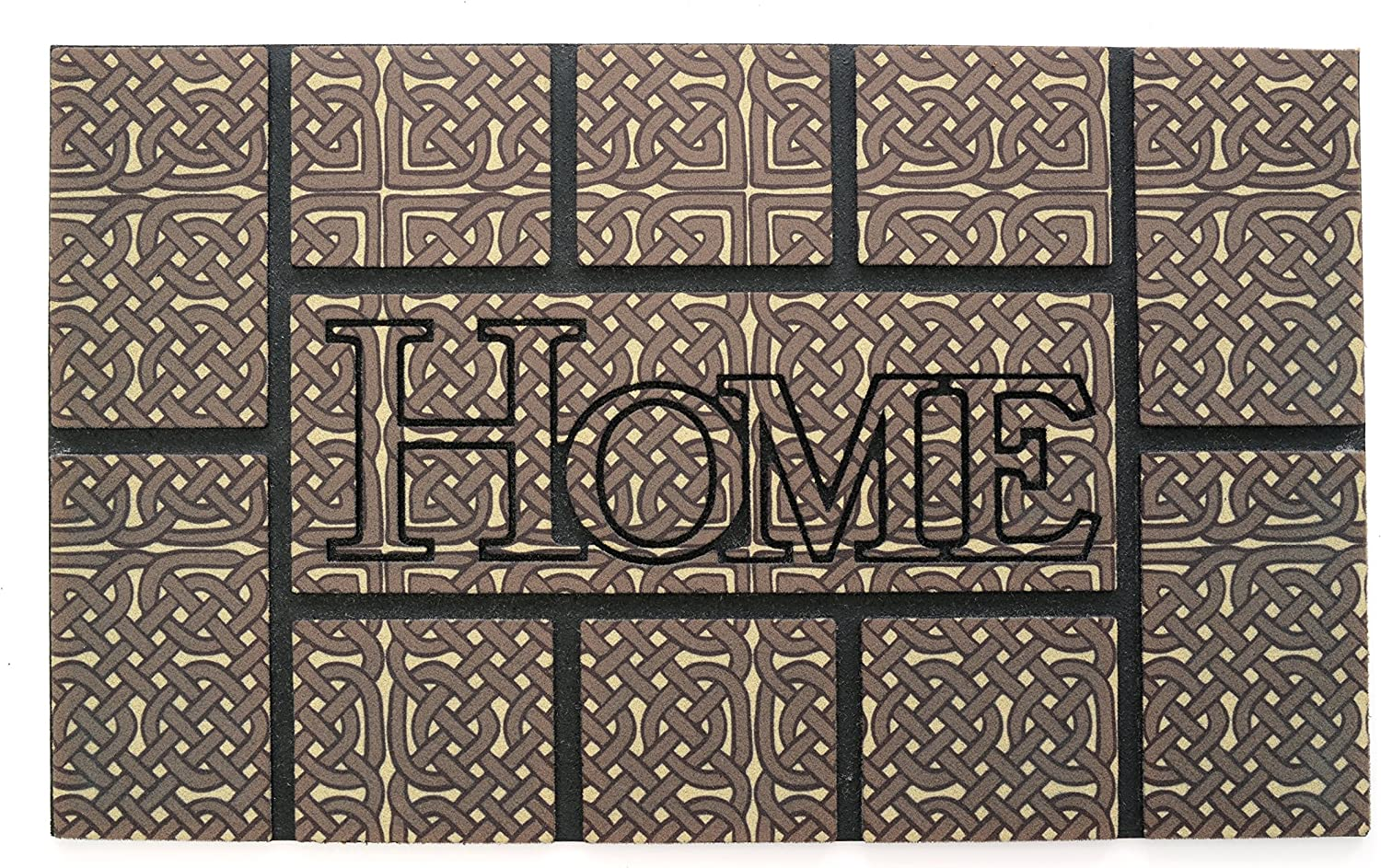 Stephan Roberts 30N-18RM61-06 Recycled Rubber Doormat 18 x 30 Arezzo
