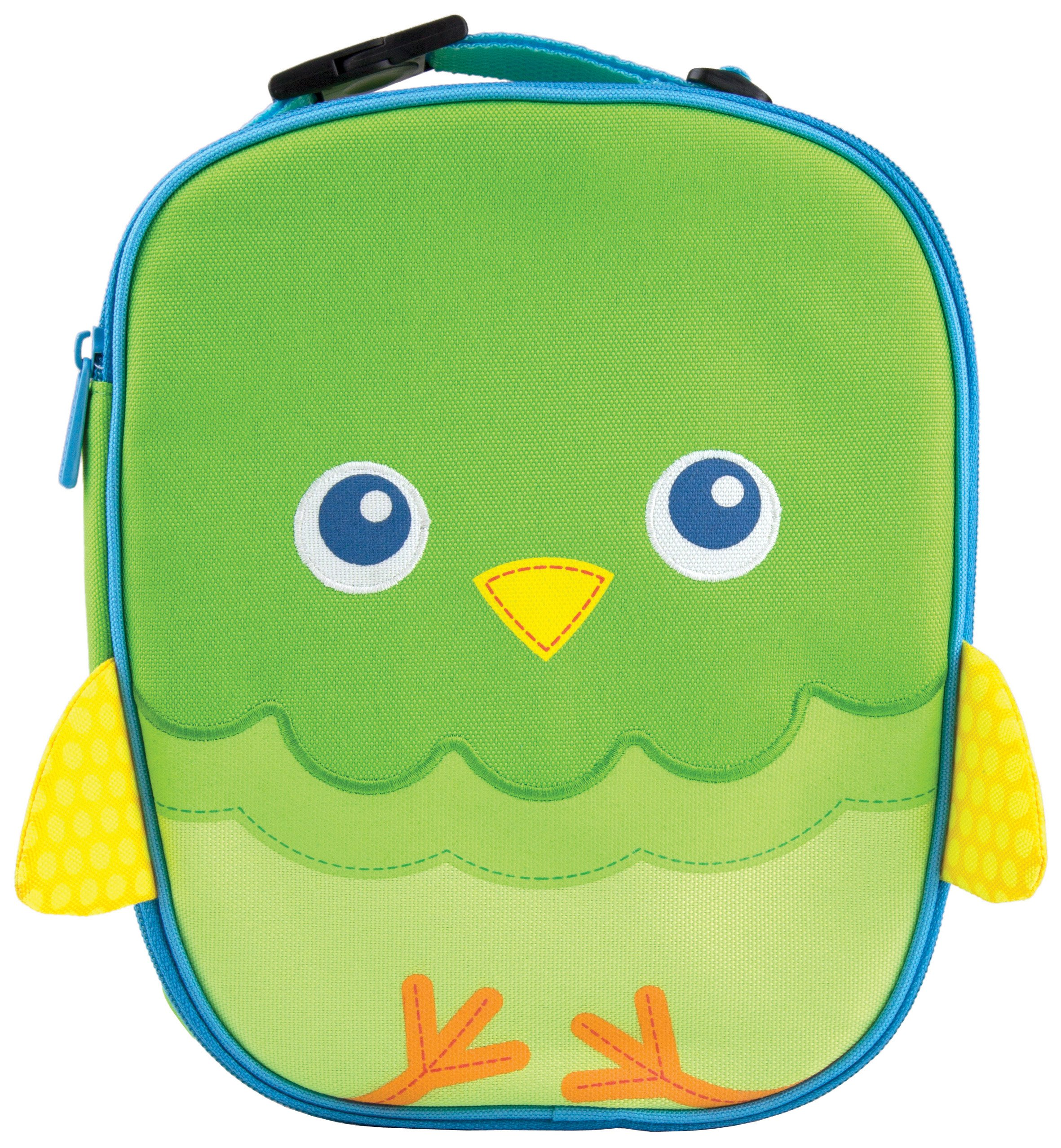 Munchkin Insulated Toddler Lunch Bag, Birdy