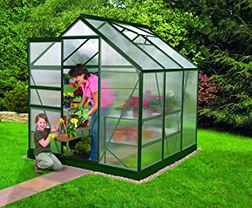Gartenwelt Riegelsberger Gewachshaus Calypso Ausfuhrung 4400 Hkp