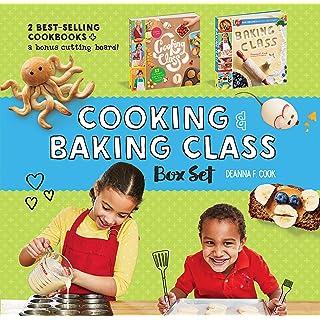 Cooking & Baking Class Box Set