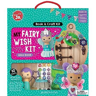 Klutz K815960 Jr. My Fairy Wish Kit: Arts, Crafts & Sewing