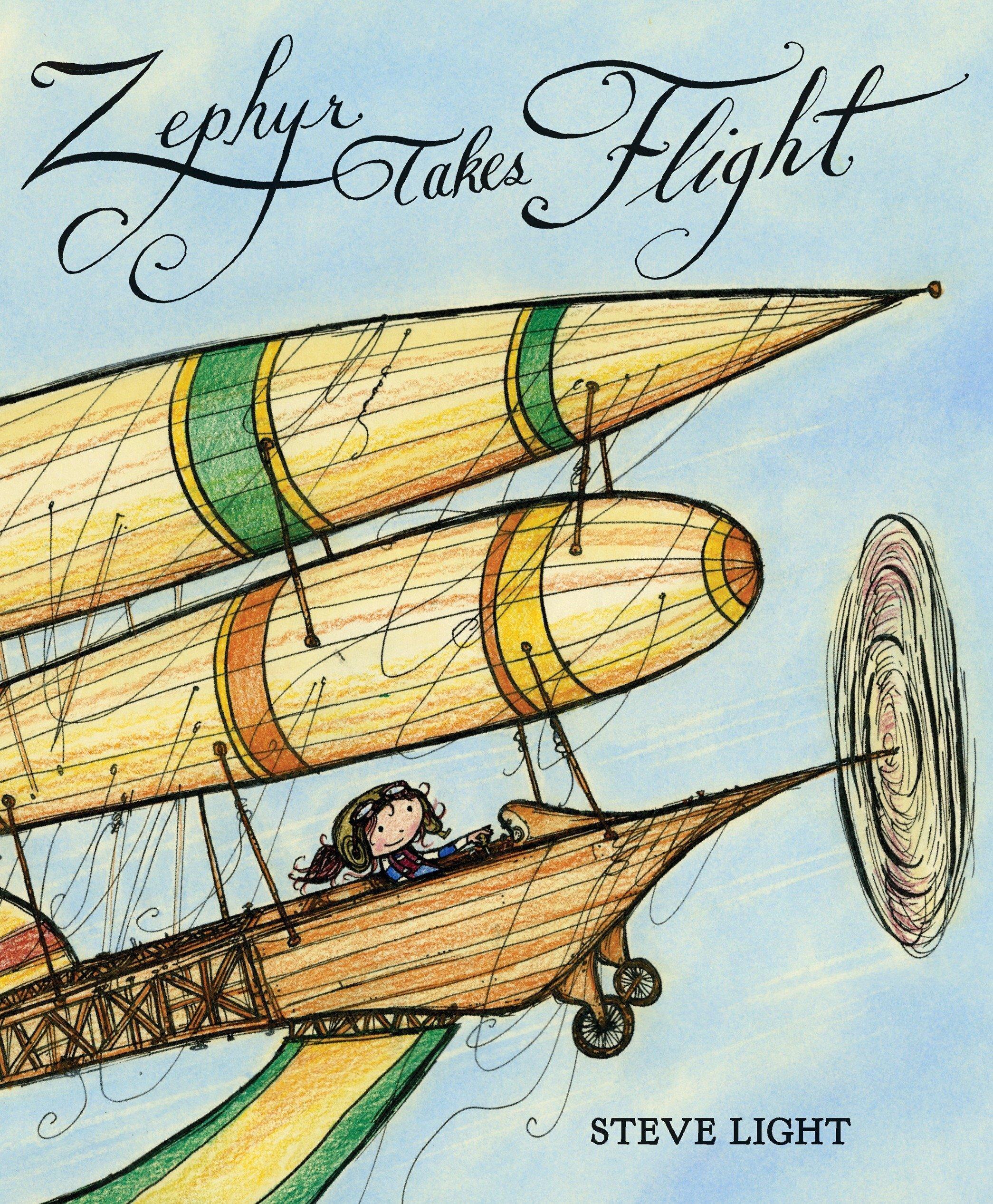 Zephyr Takes Flight pdf