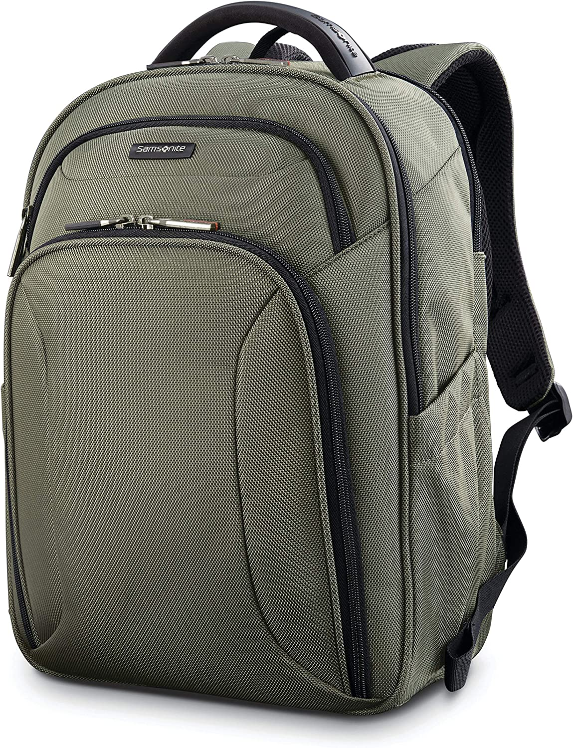 Samsonite Xenon 3.0 Checkpoint Friendly Backpack, Sage Green, Medium