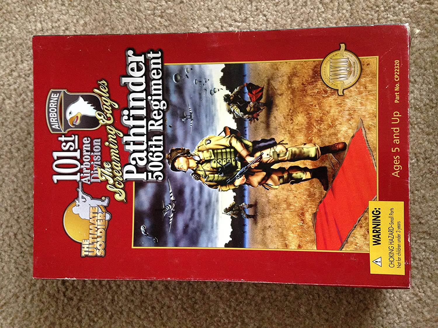 21st WWII 101st Airborne 506th Pathfinders Screaming Eagles by Ultimate Soldier