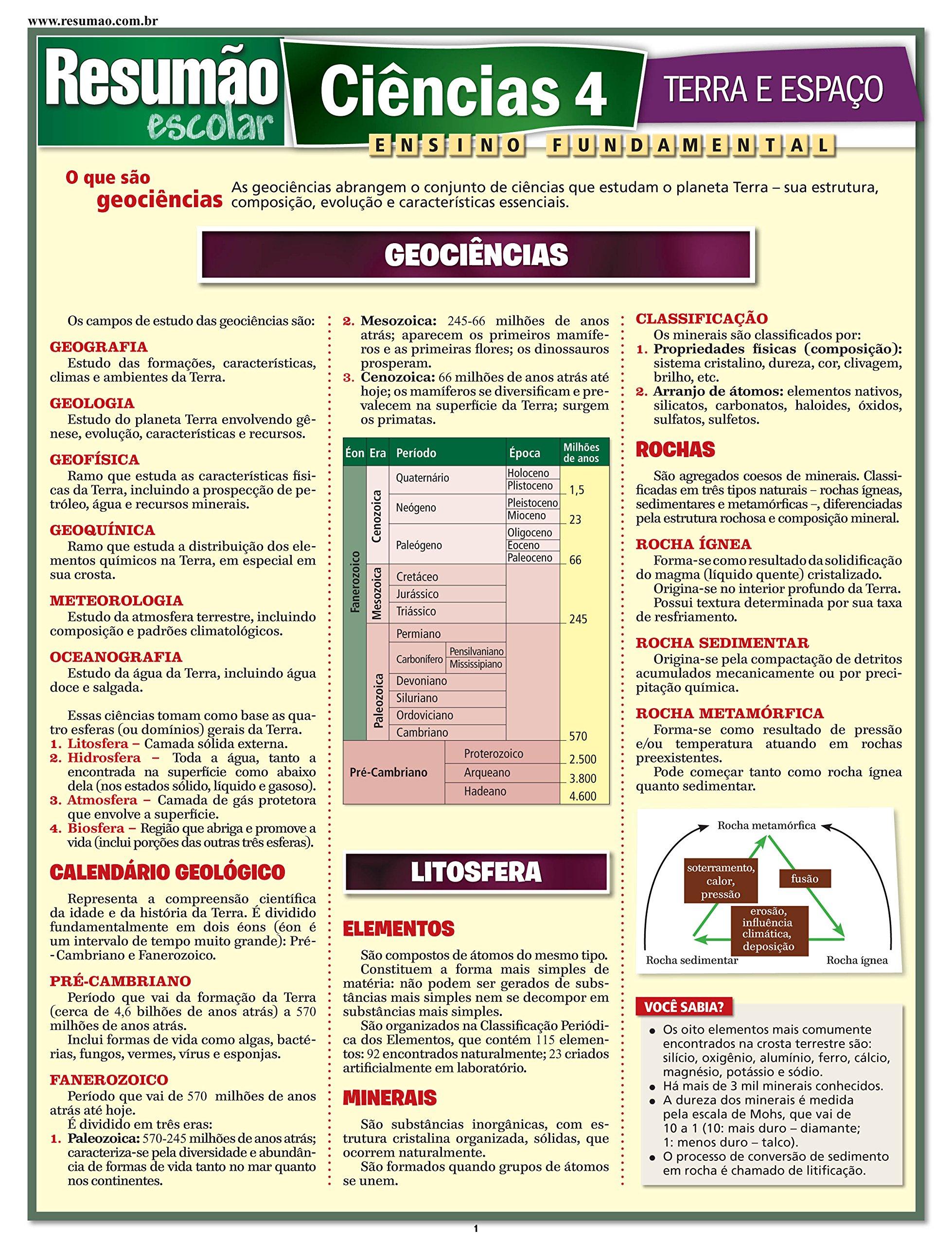 Ciências 4. Terra e Espaço (Portuguese Brazilian) Flexibound – 2011