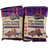 Darrell Lea Blueberry Pomegranate Licorice, 7 Ounce (Pack of 8)