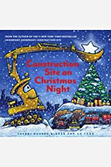 Construction Site on Christmas Night: (Christmas Book for Kids, Children's Book, Holiday Picture Book) Kindle Edition