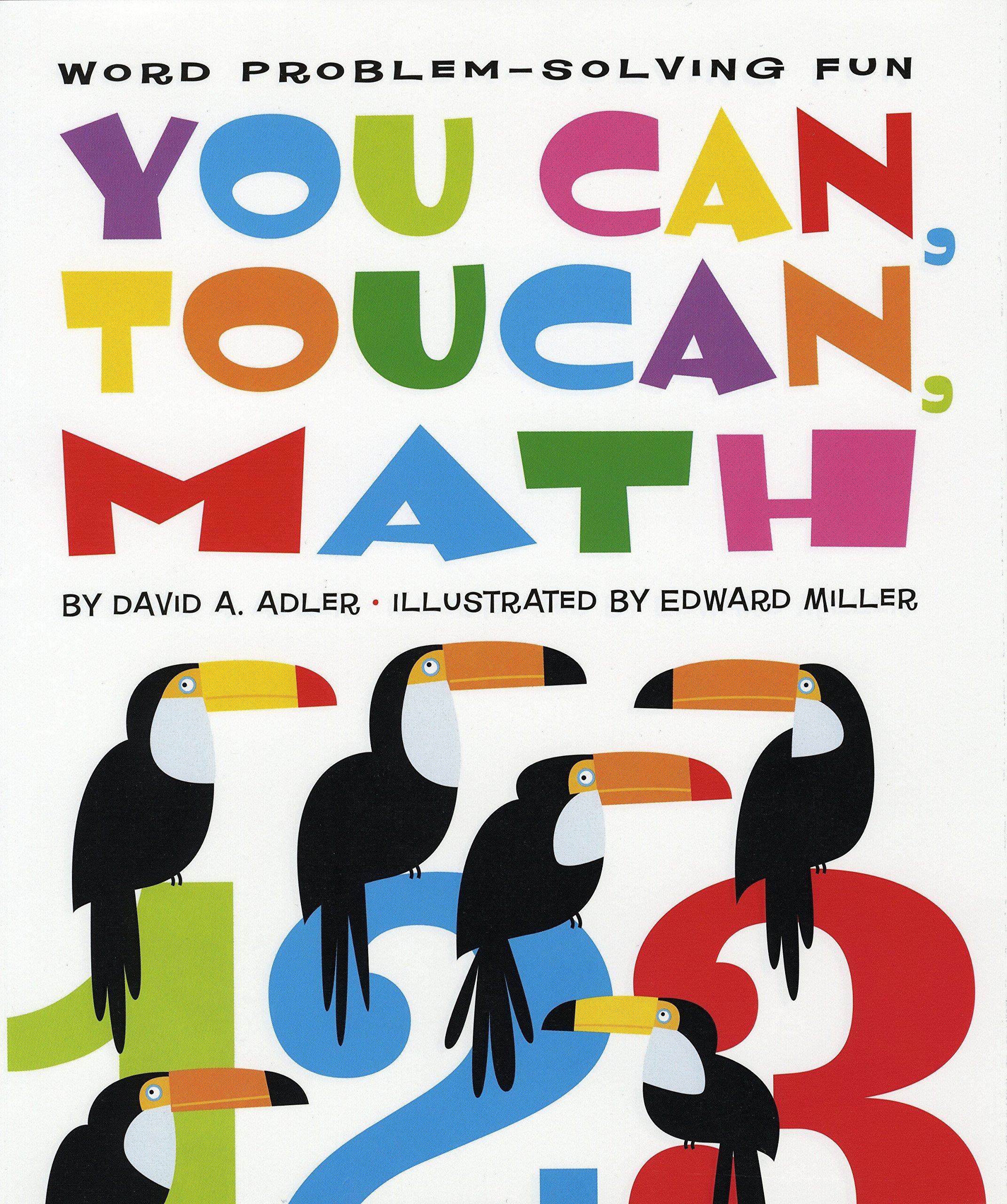 You Can, Toucan, Math: Word Problem-Solving Fun