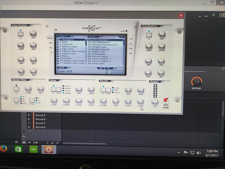 Nexus for fl studio 11 free download | ReFX Nexus v2 2 incl  Keygen