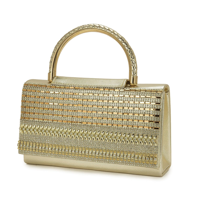 Vintage Bag for Women clutch crystal diamonds