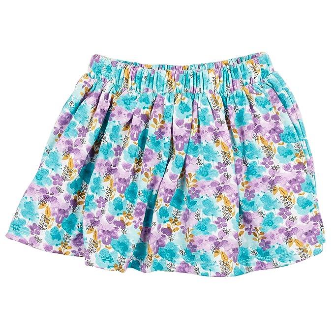 TOP TOP, Falda estampada para niñas: Amazon.es: Ropa y accesorios