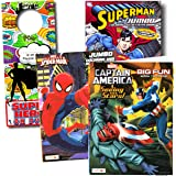 Amazon Com Marvel Coloring And Activity Books Ultimate Gift Set