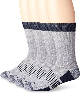 Thermal Insulated Men's Wool Blend Heavy Duty PACK of 3 Socks Size 10-13 NWT