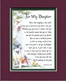 A Poem Gift 16th 18th 21st 30th Birthday Present For A Daughter. #47,