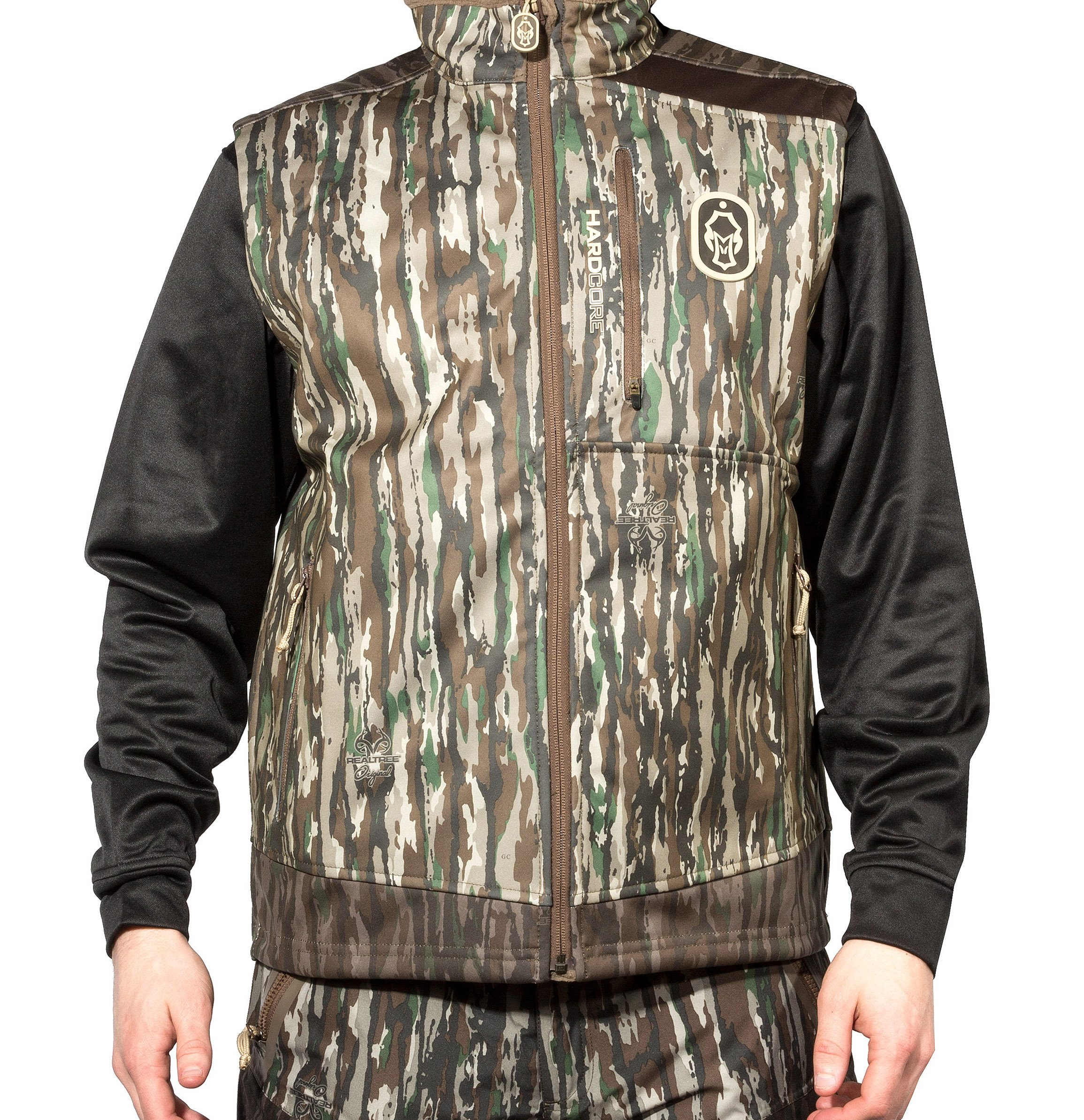 ScentLok Season Opener Vest (Realtree Original, Medium)