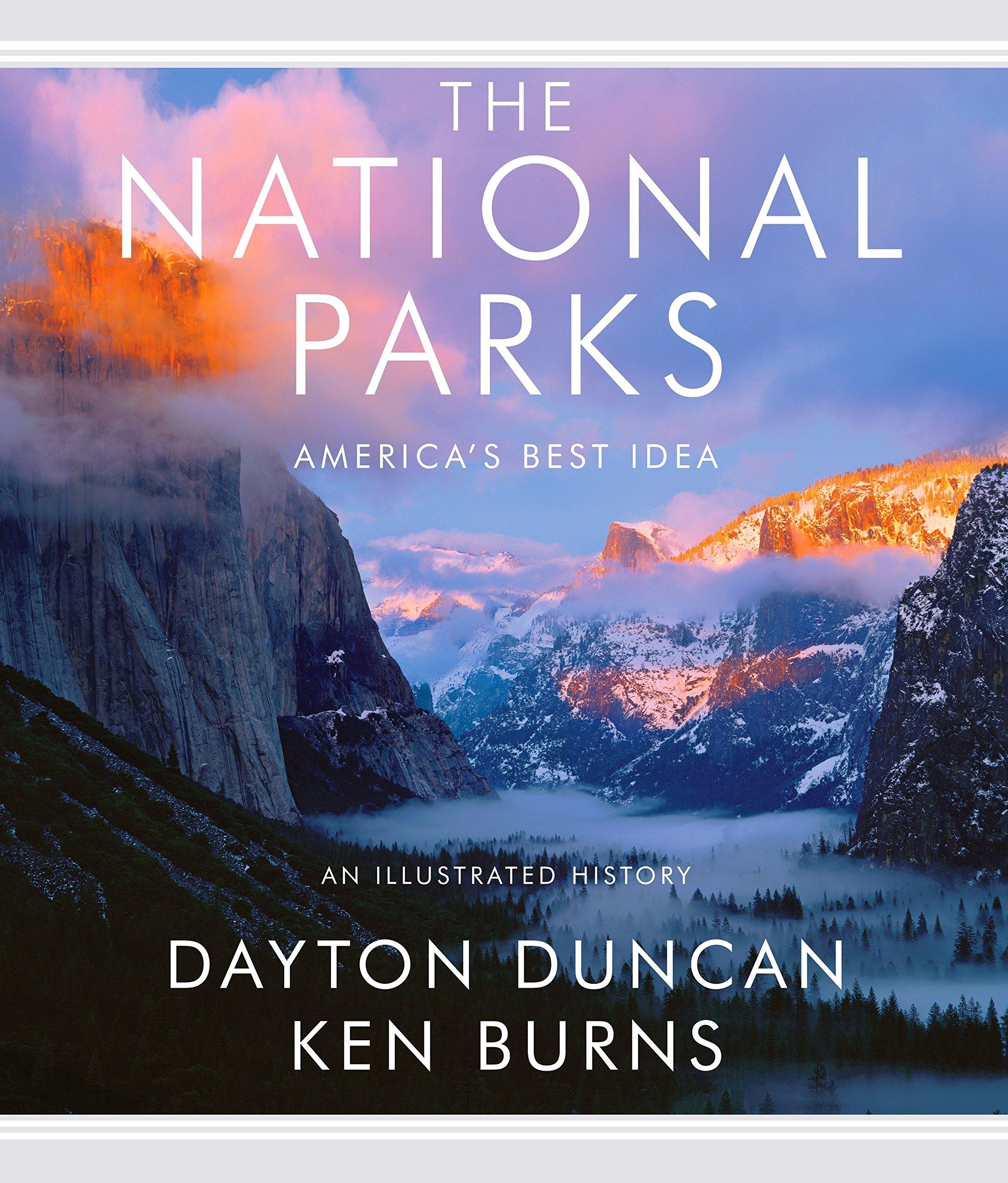 The National Parks: America's Best Idea by Random House