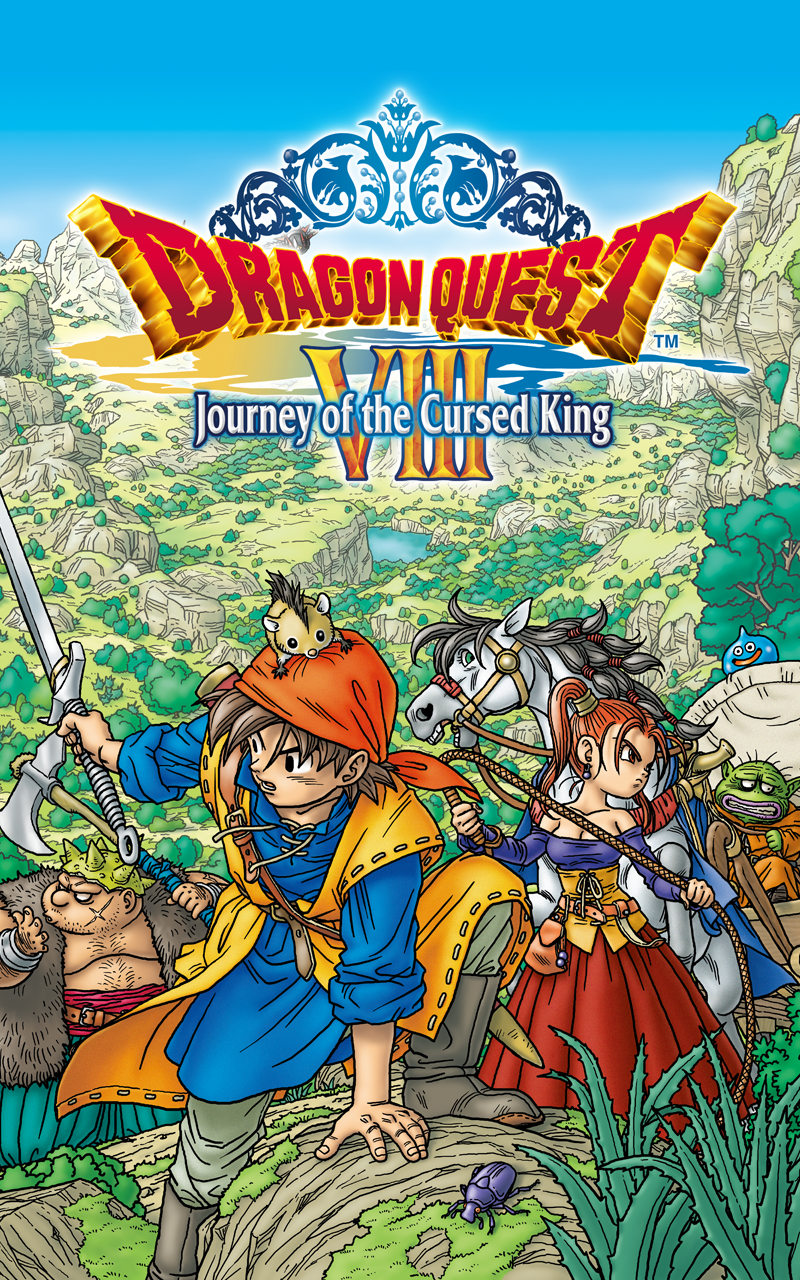 Dragon Quest 8 Tips