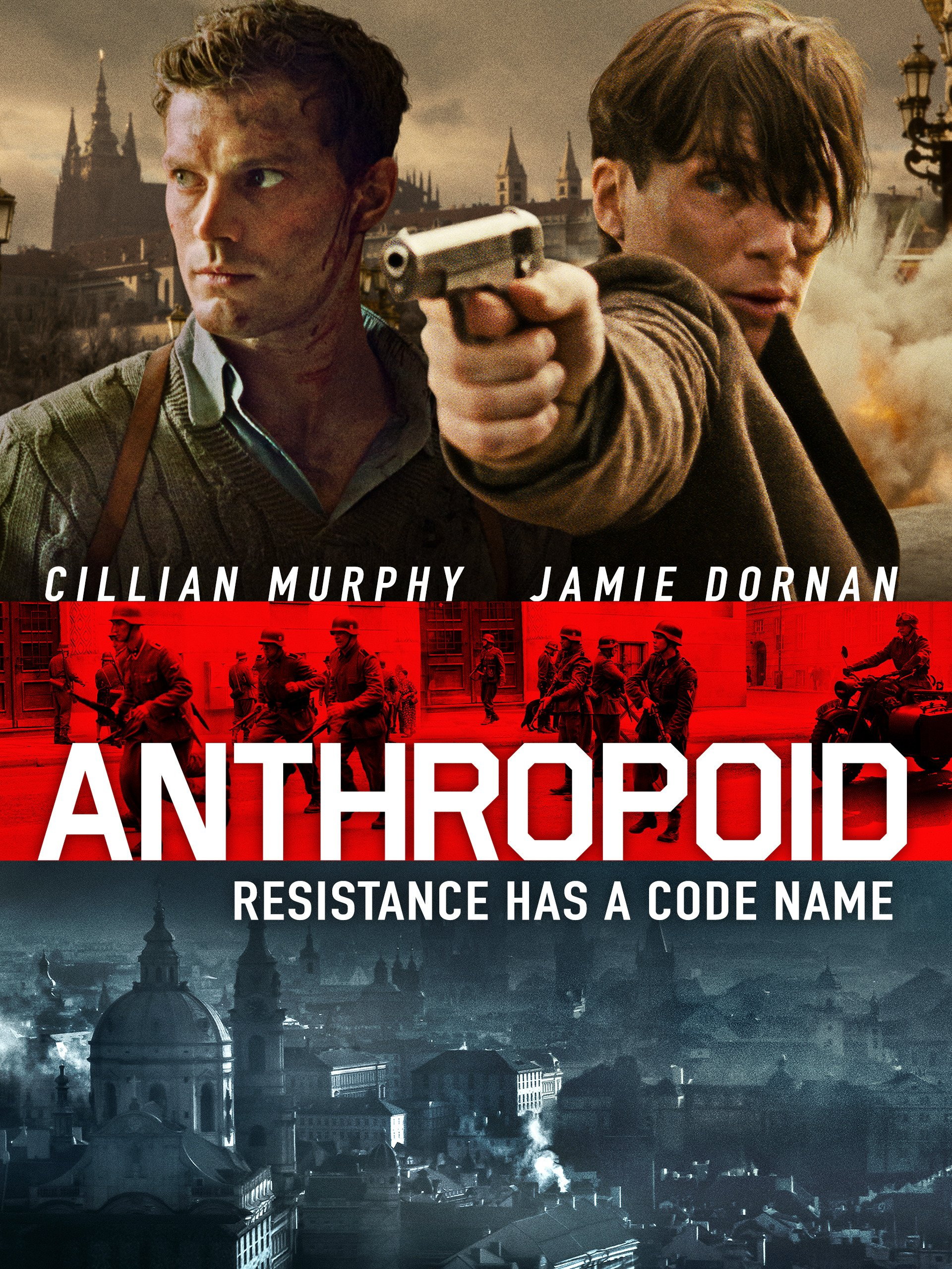 Amazon.com: Anthropoid: Cillian Murphy, Jamie Dornan, Charlotte Le Bon, Anna Geislerova: Amazon Digital Services LLC
