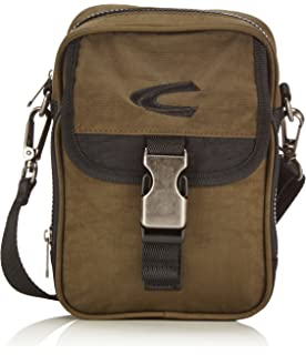 bc1f2982831 camel active Messenger Bag B00 909 20 Brown 4.0 liters: Amazon.co.uk ...