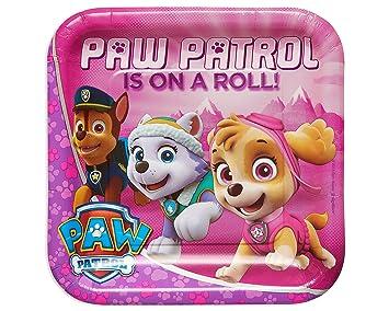 Fresh Square Paw Patrol Cake