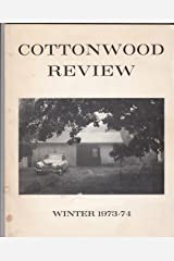 COTTONWOOD REVIEW Winter 1973-74 Paperback