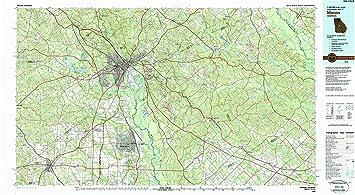 Amazon.com : YellowMaps Macon GA topo map, 1:100000 Scale ... on map waycross ga, map albany ga, map of california inglewood ca, map i-75 in ga, map pulaski ga, map atlanta ga, map downtown augusta, map dallas ga, map nashville ga, map columbus ga, georgia map cities ga, map of abbeville georgia, map of georgia cities, map of ga, map athens ga, map douglasville ga 30134, georgia map augusta ga, map mcdonough ga, map boston ga, map dalton ga,