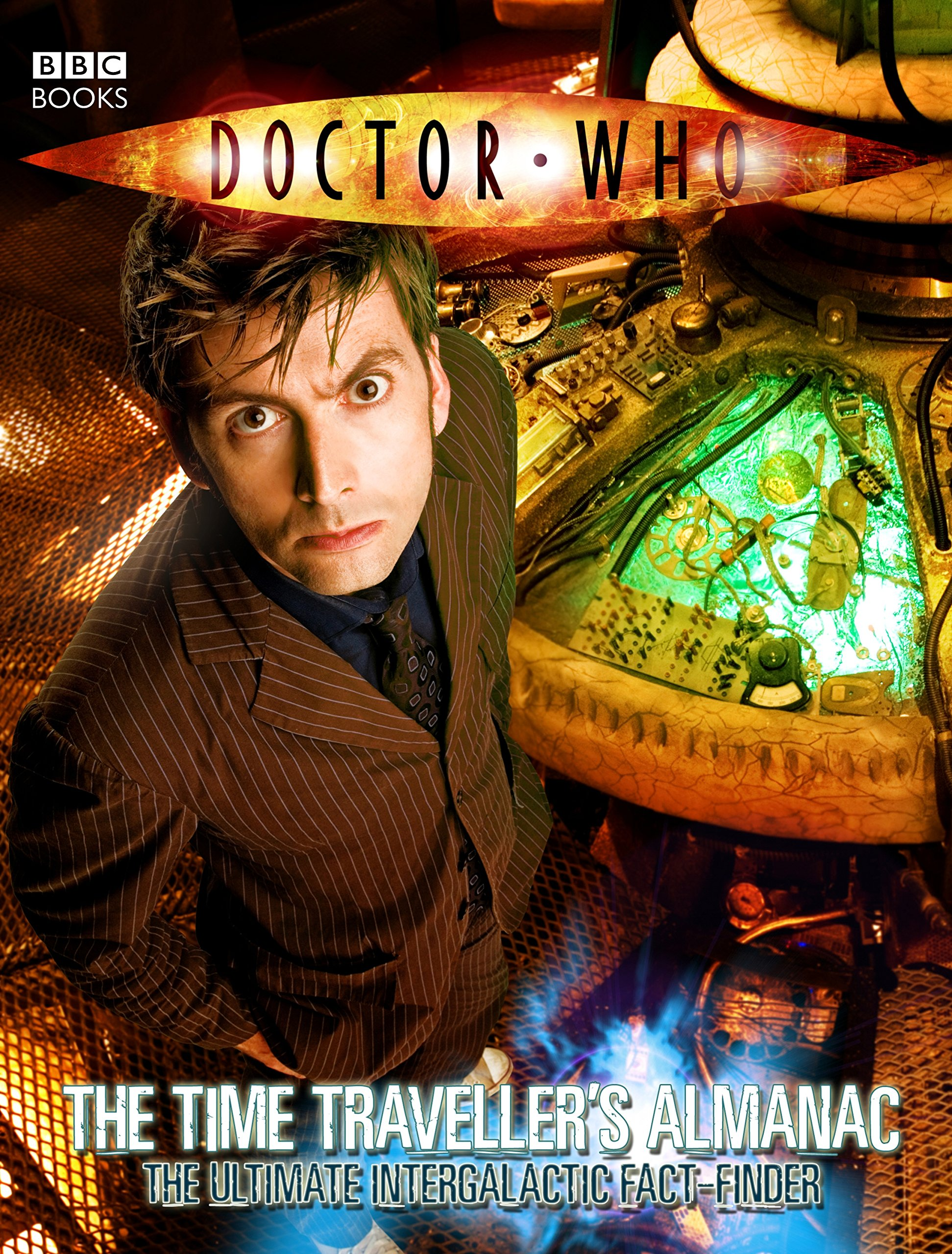 Read Online Doctor Who: The Time Traveller's Almanac ebook