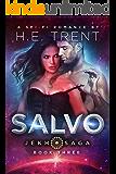 Salvo: A Sci-Fi Romance (The Jekh Saga Book 3)