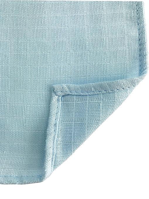 m.m.c. 10 Pack Gasas | para Vómitos Toallas 100% algodón - Pañales de tela & Mull paños para bebé, Premium Calidad 125 g/m2 - schadstoffgeprüft, ...