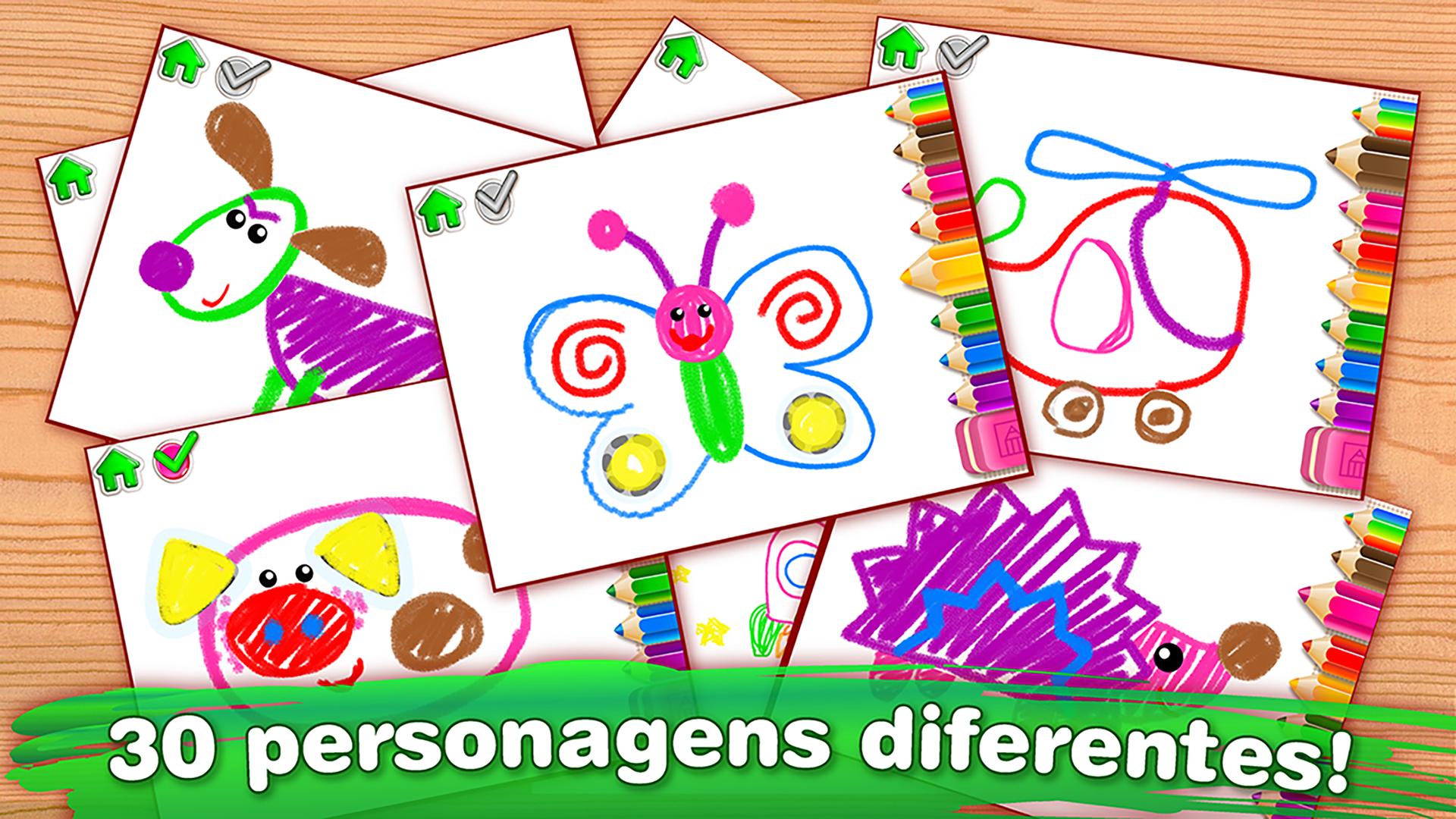 APRENDER A DIBUJAR! Libros Aprendizaje Para Bebés GRATIS