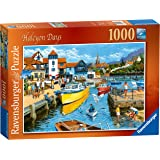 Ravensburger Halcyon Days Puzzle (1000-Piece)