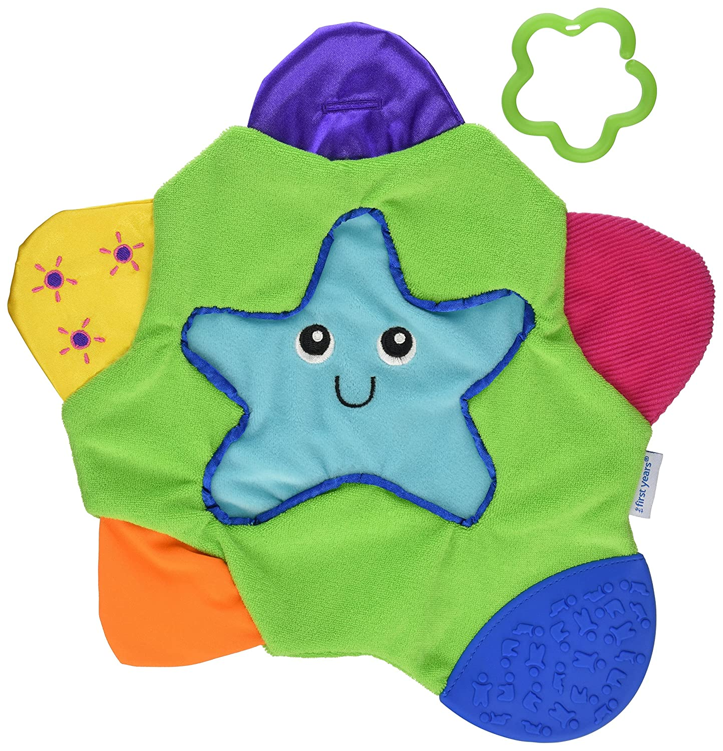 The First Years Teething Blanket TOMY Y2475A1
