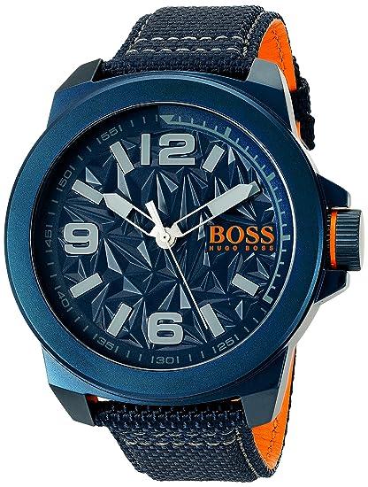 6e3f7000f68f BOSS Orange New York 1513353 Reloj casual de cuarzo