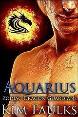 Aquarius (Zodiac Dragon Guardians Book 2)