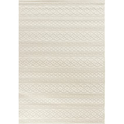 Amazon Com Orian Rugs Jersey Home Indoor Outdoor Organic Cable Knit