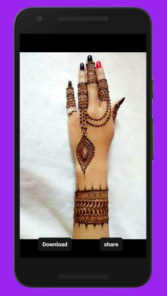 Amazon com: Latest Mehndi Designs 2018: Appstore for Android