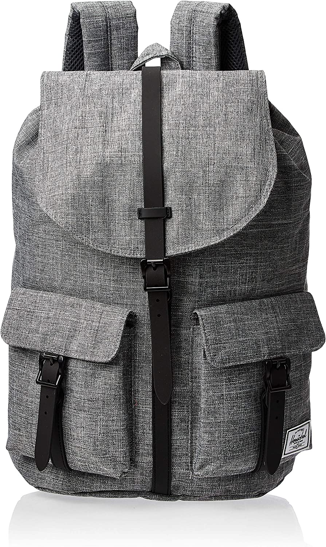 Herschel Supply Company SS16 Casual Daypack 23.5 Liters Raven Crosshatch// Black