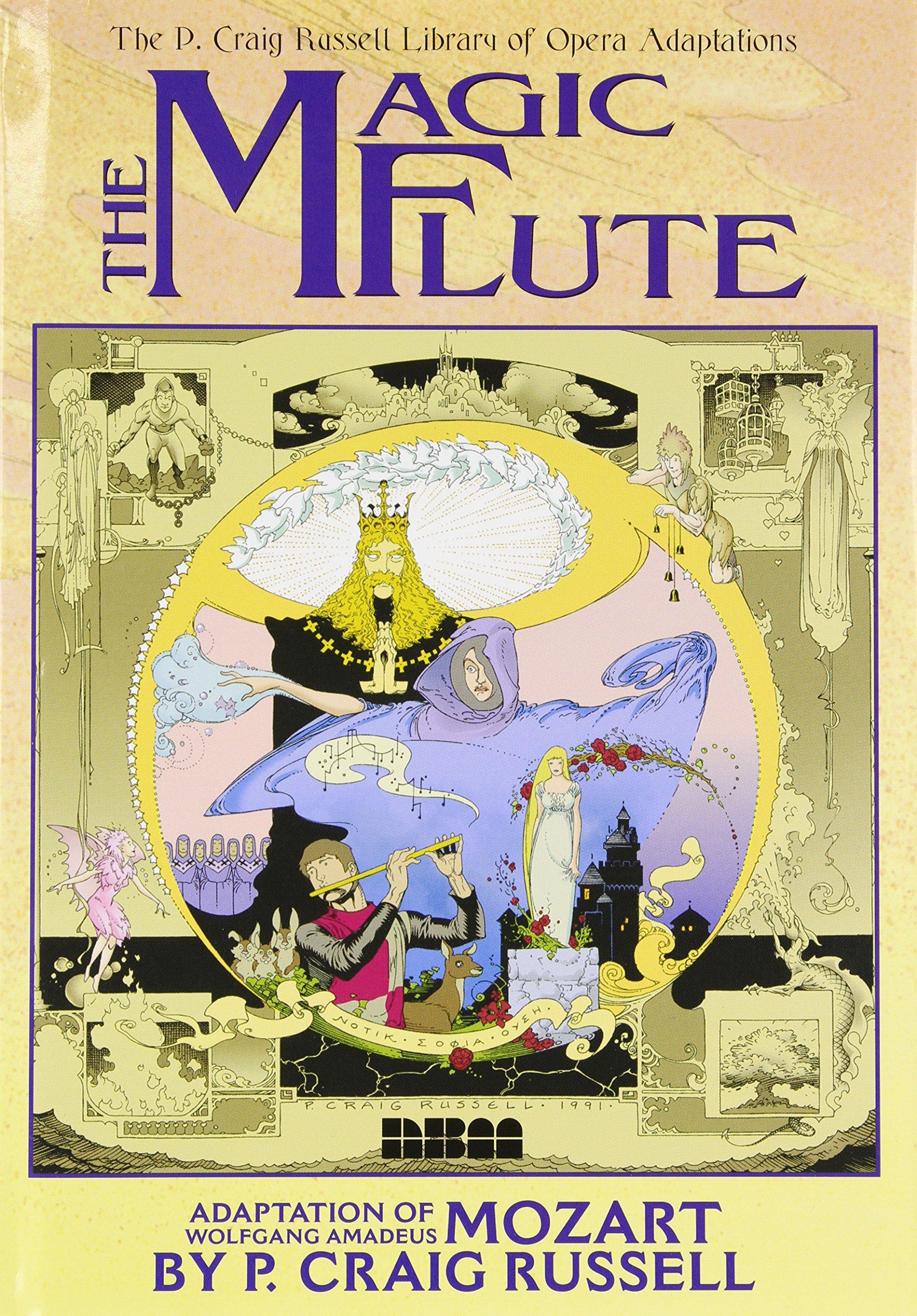 P. Craig Russell's Opera Adaptations Clothbound Set (The P. Craig Russell  Library of Opera Adaptations): P. Craig Russell: 9781561637553: Amazon.com:  Books