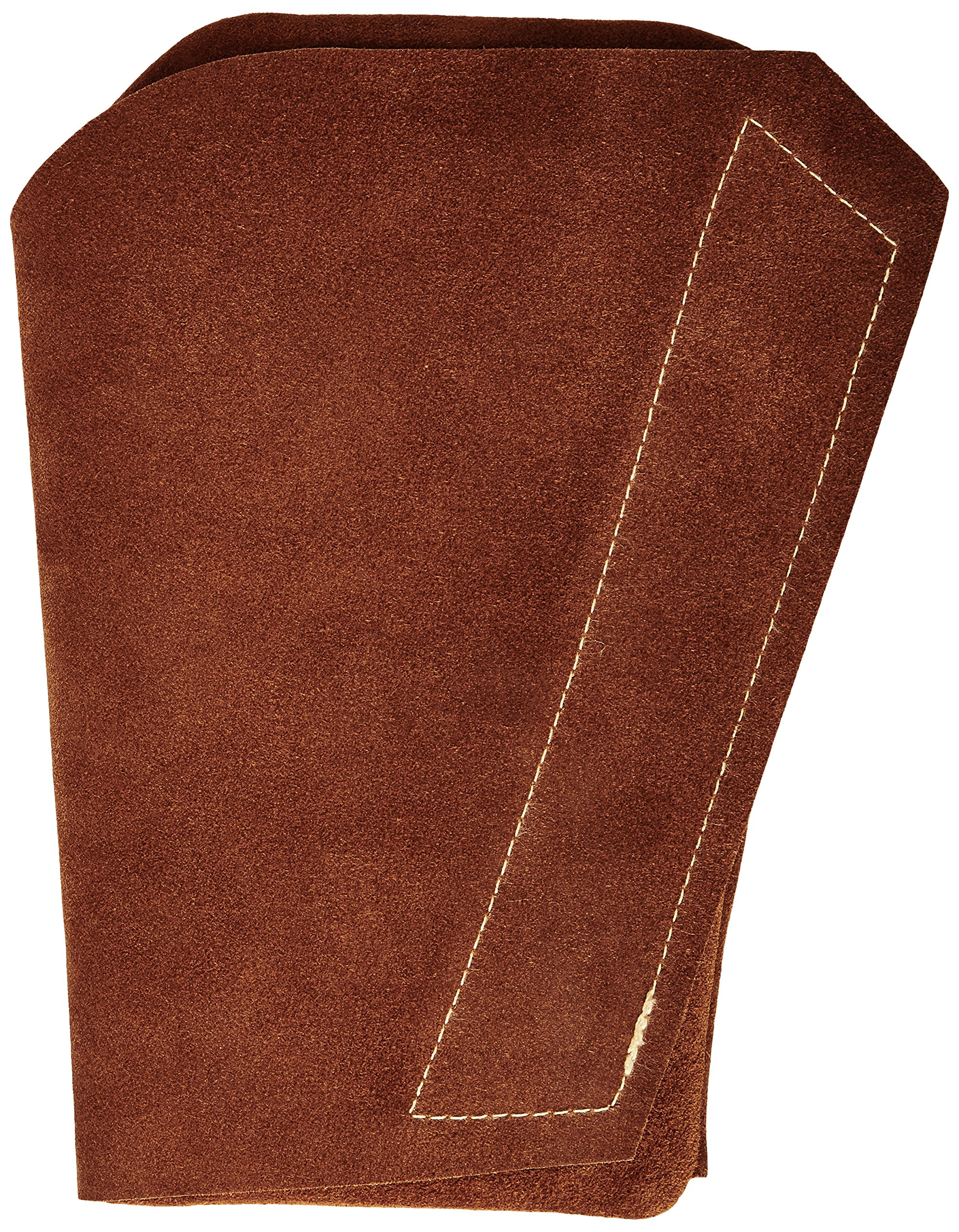 Lapco FR LAP-AL Leather Arm Pad, Left Arm, One Size, Tan by Lapco FR (Image #1)