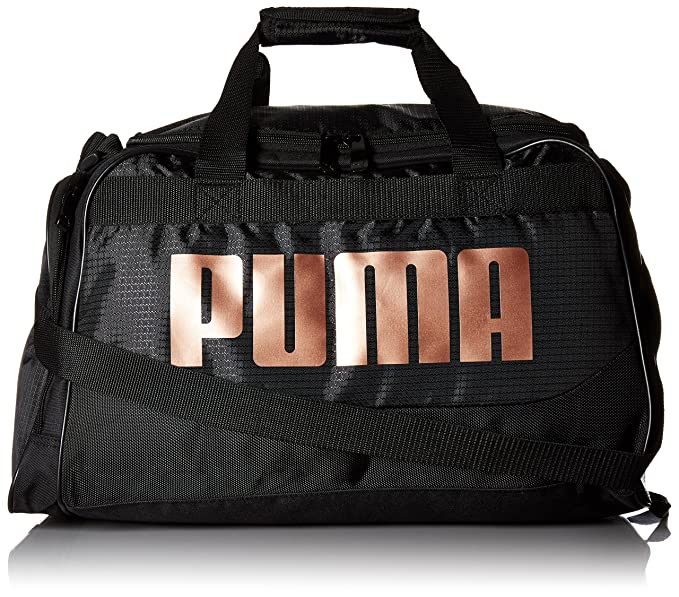 PUMA Mujer Evercat - bolsa deportiva Bolsas de lona - Negro ...
