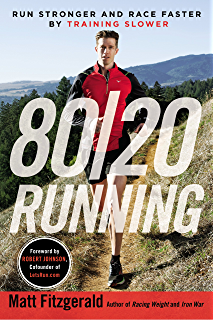 Amazon the science of running how to find your limit and train 8020 running run stronger and race faster by training slower fandeluxe Gallery