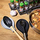 SbS Silicone Spoon Rests, Utensil Holder for