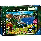 Ravensburger Happy Days - Scarborough, 1000pc Jigsaw Puzzle