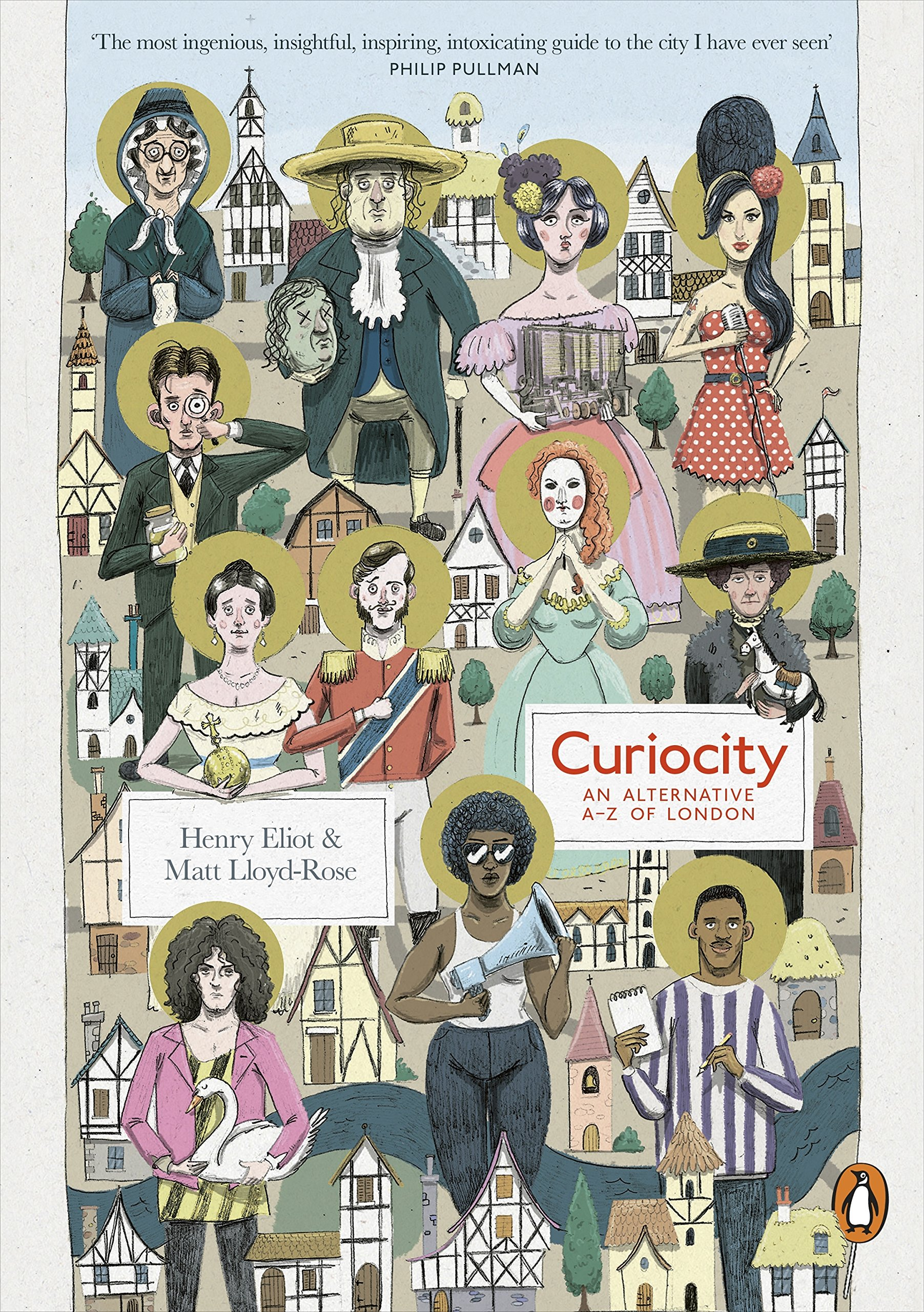 Curiocity.The Alternative a To Z Of London Idioma Inglés : An ...